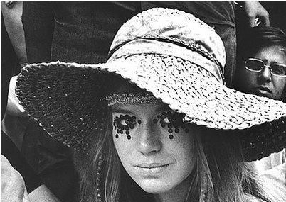 Hippie Girl 1968